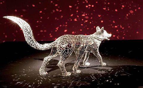 The hexapod Wolf - The work of Tomoko Konoike
