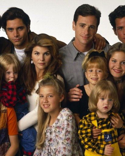 The first Fuller House trailer Is exactly what you would expect.