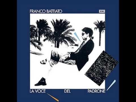 Franco Battiato - Il sentimiento nuevo - 1981