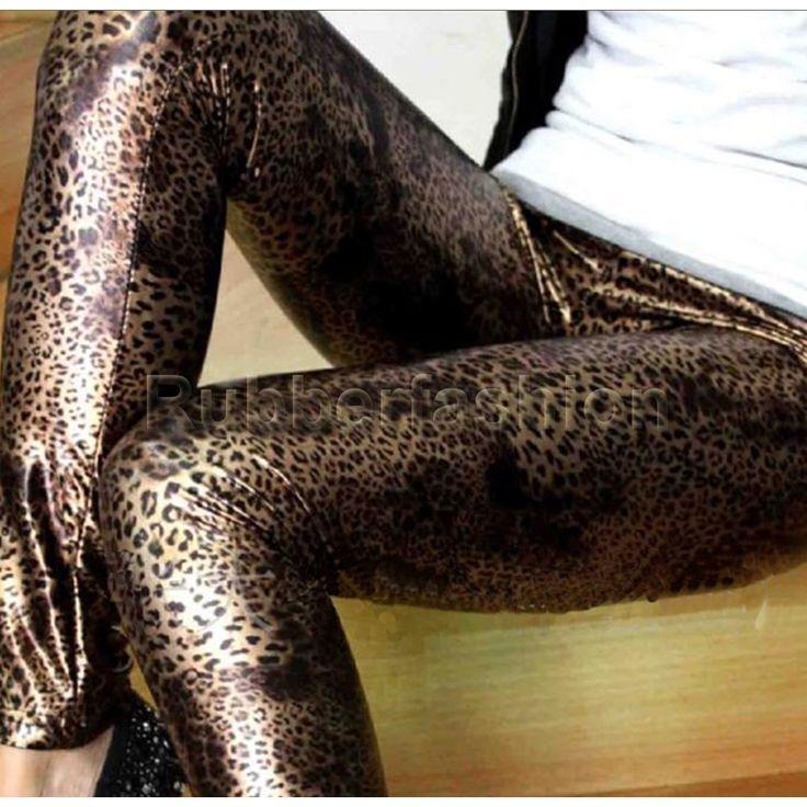 Sexy Glanz Leggings leopard #Lycra #Wetlook #Glanz #Leggings #Leggins #Legings #Legins #Hose #Leopard #Muster 16.90 EUR inkl. 19% MwSt. zzgl. Versand