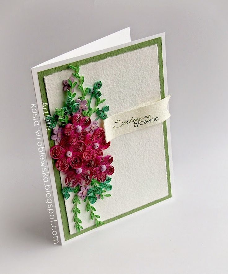 655 best paper Quilling GreetingInvitation Cards images on – Invitation Card Paper