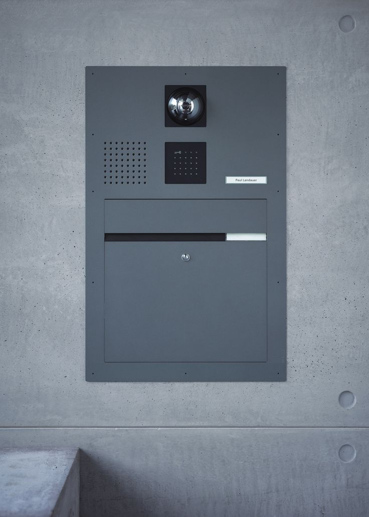 Award for Siedle Classic The Siedle Classic product line has received the coveted Red Dot Design Award in the Product Design category. Furtwangen, 13.03.2013 #Intercom #Letterbox