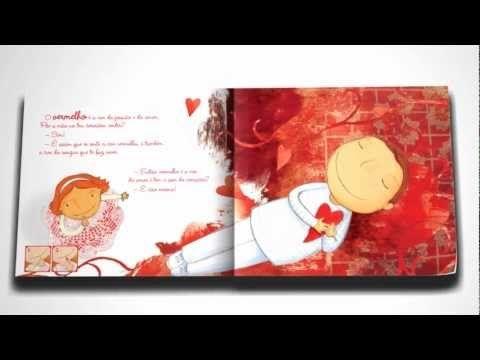 BOOKTRAILER O Som das Cores | Livro + DVD | Paula Teixeira
