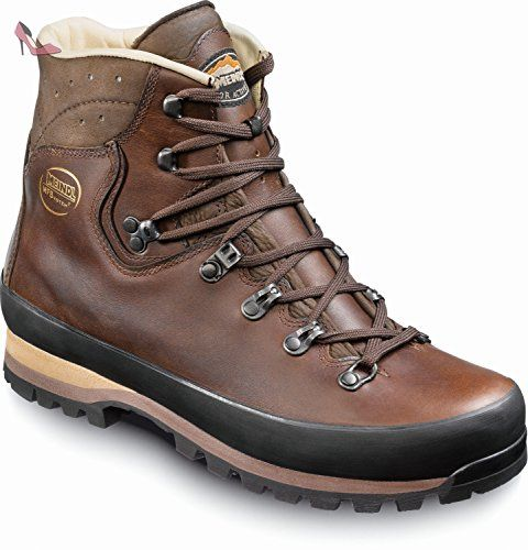 Meindl Chaussures TASMANIA MFS Men–Marron foncé, marron, 10.5 - Chaussures meindl (*Partner-Link)