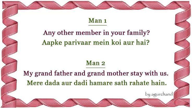 hindi language learning through english pdf