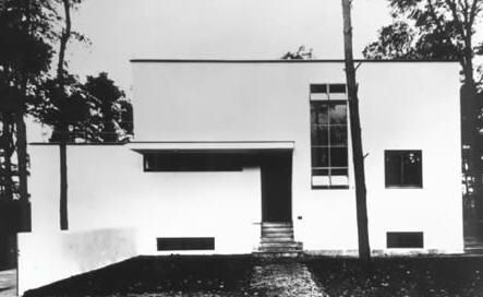 1926 the gropius house his own commissioned 1925 it was one of his master houses for. Black Bedroom Furniture Sets. Home Design Ideas