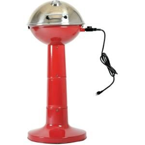 Masterbuilt Veranda Electric Grill in Red-02377 - The Home Depot