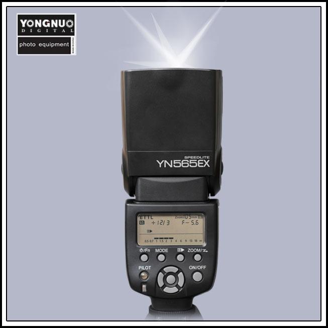 Yongnuo Speedlight YN 565 EX Great Piece, Great Price.