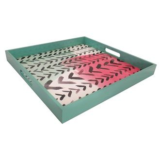OTHER - Two Directions Tray - Kerridge Linens & More