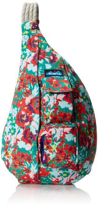 I need this in my life Amazon.com: KAVU Rope Bag Bag, Fishtail, One Size: Sports & Outdoors