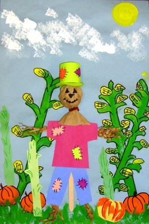"From exhibit ""2 - Scarecrows""  by McHenry1"