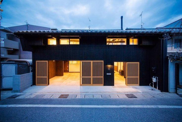 タクタク/クニヤス建築設計 の 日本家屋・アジアの家 花しょうぶ通りの家・外観