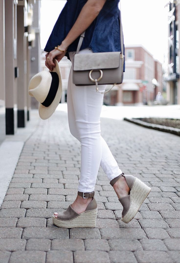 74abdeaef008 Spring Look with Marc Fisher Adalyn Wedge