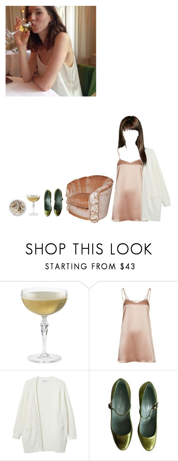 """""""Sunday, 11 a.m."""" by puella-animo-aureo ❤ liked on Polyvore featuring Wine Enthusiast, Motel, Monki, Sigerson Morrison, Ash, contest, simple, lazy, morning and sunday"""
