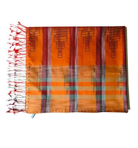 Imperio JP: Thai Silk Throw