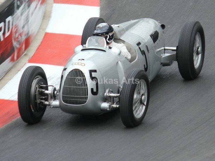 Audi classic formula car - Ajoneuvot