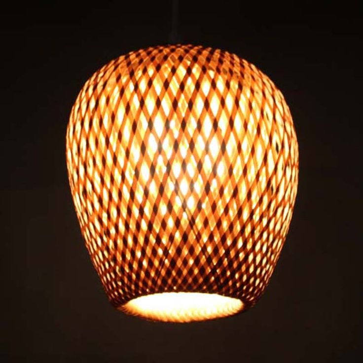 15 best bamboo lamp shades images on pinterest bamboo lamp home aliexpress buy dia86in height137 double bamboo mozeypictures Images
