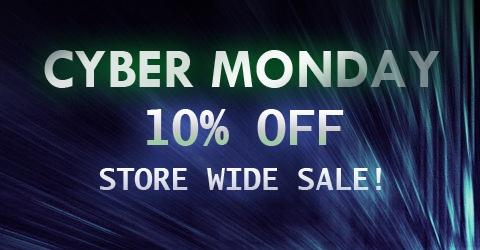 Cyber Monday Sale: http://www.dannabananas.com/