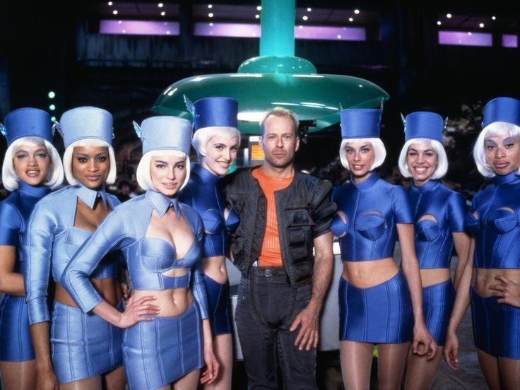 Image result for fifth element/flight attendant