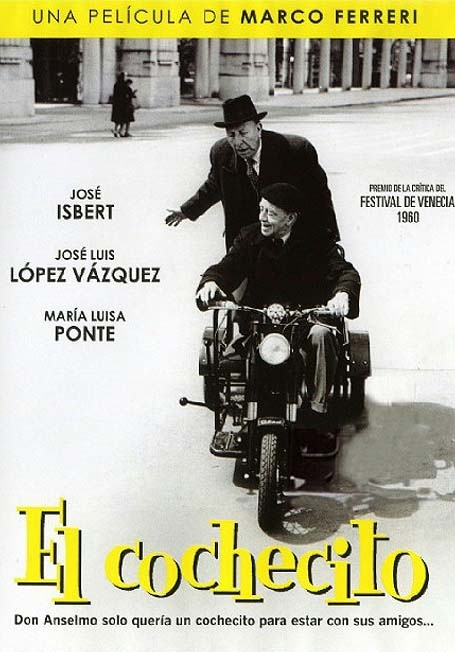 """""""El Cochecito"""" di Marco Ferreri, 1960.    Sceneggiatura R. Azcona"""