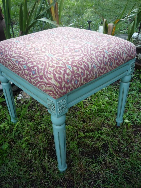 Provence stool  SOLD
