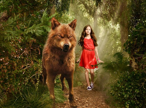 Renesmee & Jacob (wolf) TWILIGHT | Famous | Pinterest ...