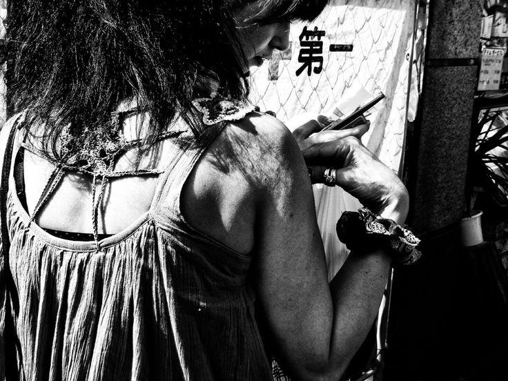 Daido MORIYAMA :: Monochrome, Tokyo, 2008-2012