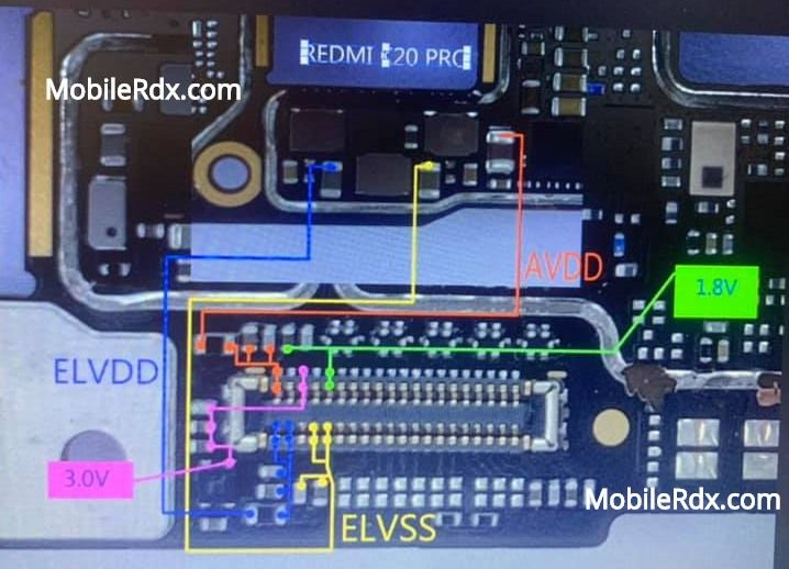 Redmi K20 Pro Display Backlight Solution Backlight Ways In 2020