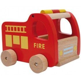 Hračka autíčko hasiči