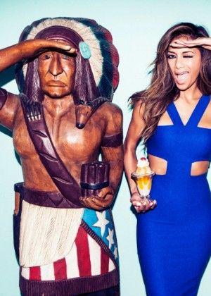 Nicole Scherzinger: Missguided Photoshoot 2014 -22