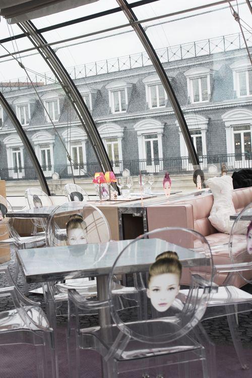Le Kong, Paris