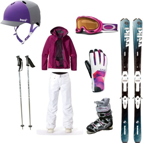 ski outfit for next year