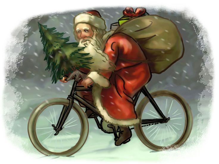 Feliz navidad y nochebuena desde componentes bicicleta baratos en Zaragoza.