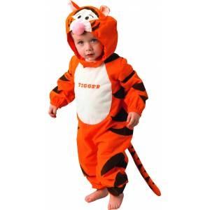 Tigrou l'ami de Winnie l'ourson en déguisement pour enfant
