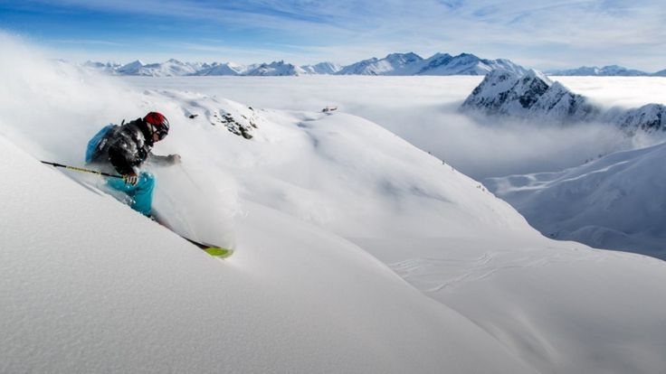 Real Ski Report: There's a storm brewing in Revelstoke #actionsport