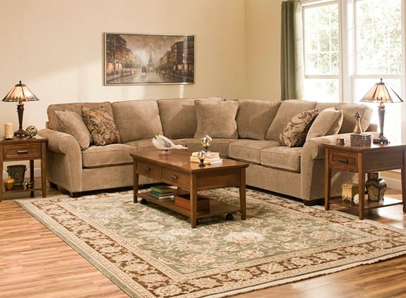 Chenille Sectional Sofa | Sectional Sofas | Raymour and Flanigan Furniture : raymour and flanigan sectionals - Sectionals, Sofas & Couches