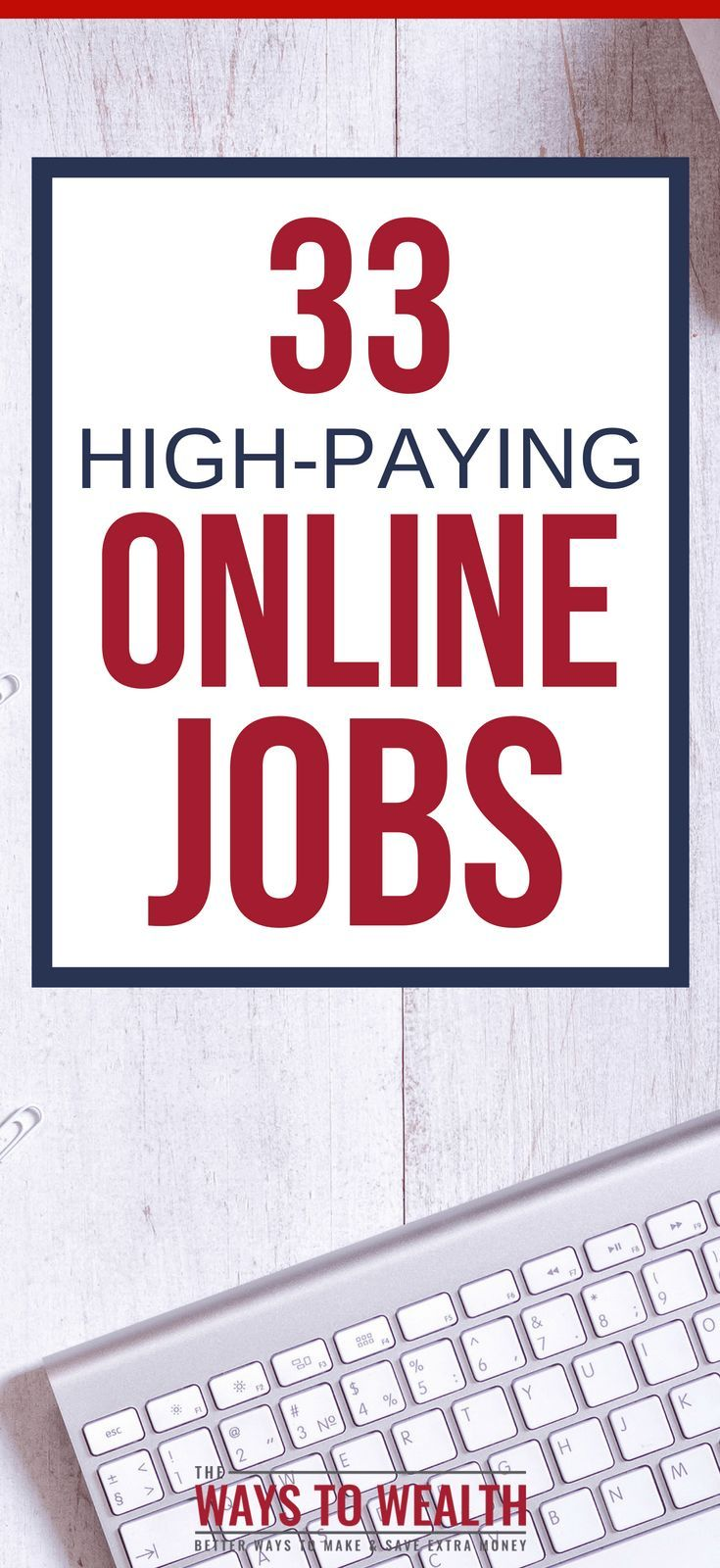 33 Legit Online Jobs Where You Can Earn $40,000+ F…