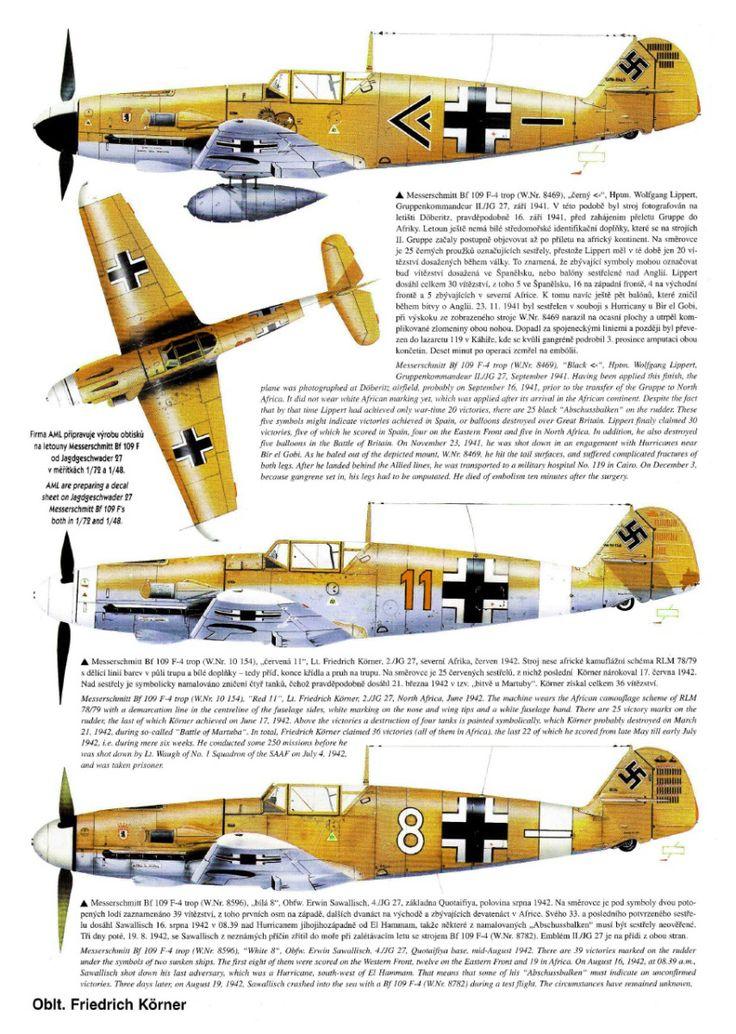 Messerschimitt Bf-109 F-4