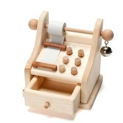 Wooden Toy Cash Register in Waldorf Playstands – Nova Natural Toys & Crafts