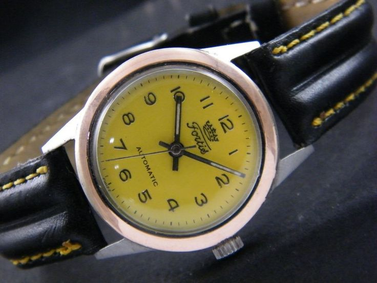 VINTAGE FORTIS AUTOMATIC SWISS BOY'S WATCH a52966