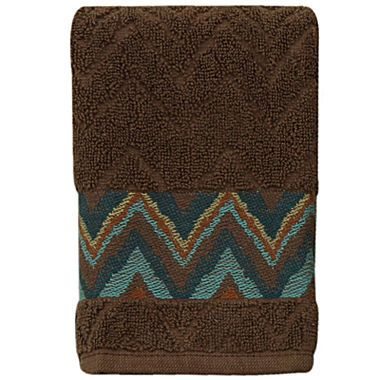 Buy Bacova Sierra Fingertip Towel today at jcpenneycom You deserve great deals and weve got them at jcp!