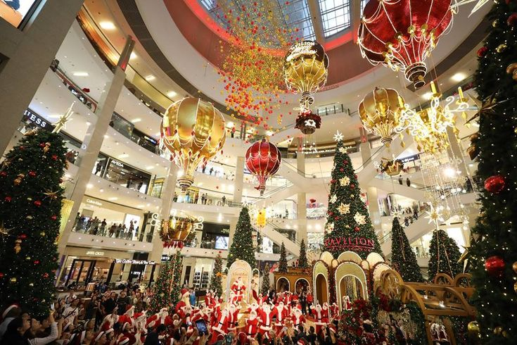 10 Klang Valley Malls To Bring Your Kids To This Christmas 2017 ~ Parenting Times