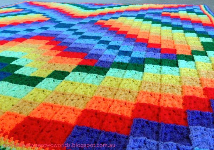 Not Your Nana S Needlework Bargello Crochet Row Designs