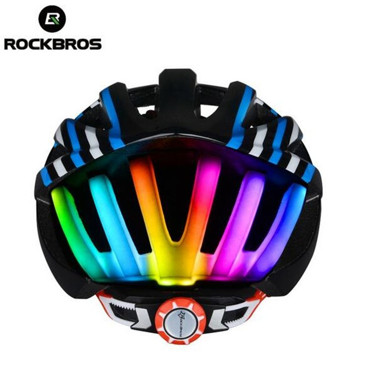 51.12$  Buy now - http://alink2.shopchina.info/1/go.php?t=32657983868 - ROCKBROS Cycling Helmet Ultralight Bicycle Helmet With Tail Light Men's Cycling Helmet Bicycle Riding Helmet Casco Bicicleta  #bestbuy