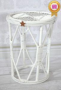 Wiklinowy stolik nocny © + KOLORY