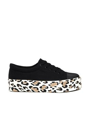 Image 1 of ASOS DEADLINE Trainers