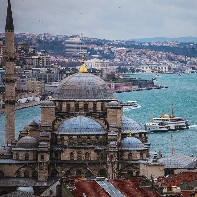 ✿ ❤ İstanbul, Bosphorus By ilkinkaracan