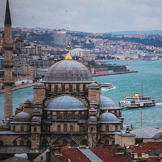 ✿ ❤ İstanbul, Bosphorus  Byilkinkaracan
