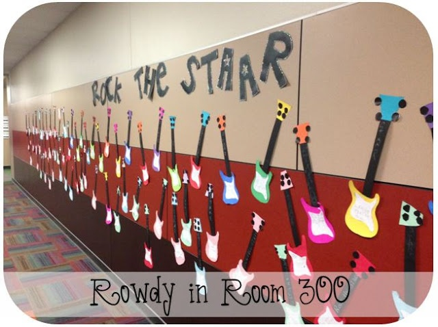 Rowdy in Room 300: Rock the STAAR