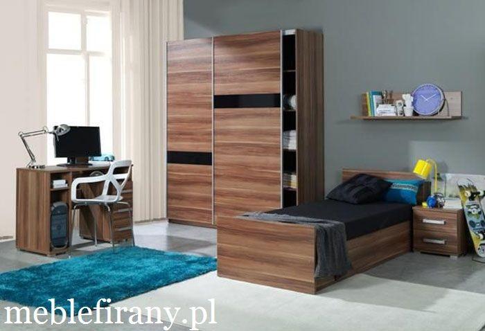Klasyczna sypialnia w nowej odsłonie - meble młodzieżowe Penelopa